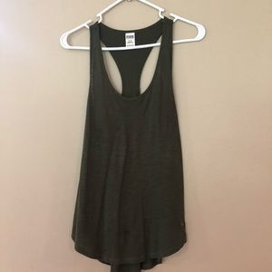 Causal Army Green Tank